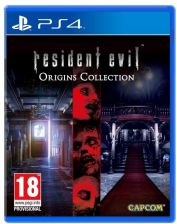 Resident Evil: Origins Collection (Gra PS4)