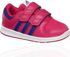 Adidas Performance buty dziecięce Lk Trainer 6 CF I czerwony