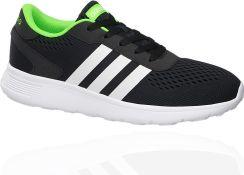 Adidas neo label buty męskie Lite Racer czarno biały