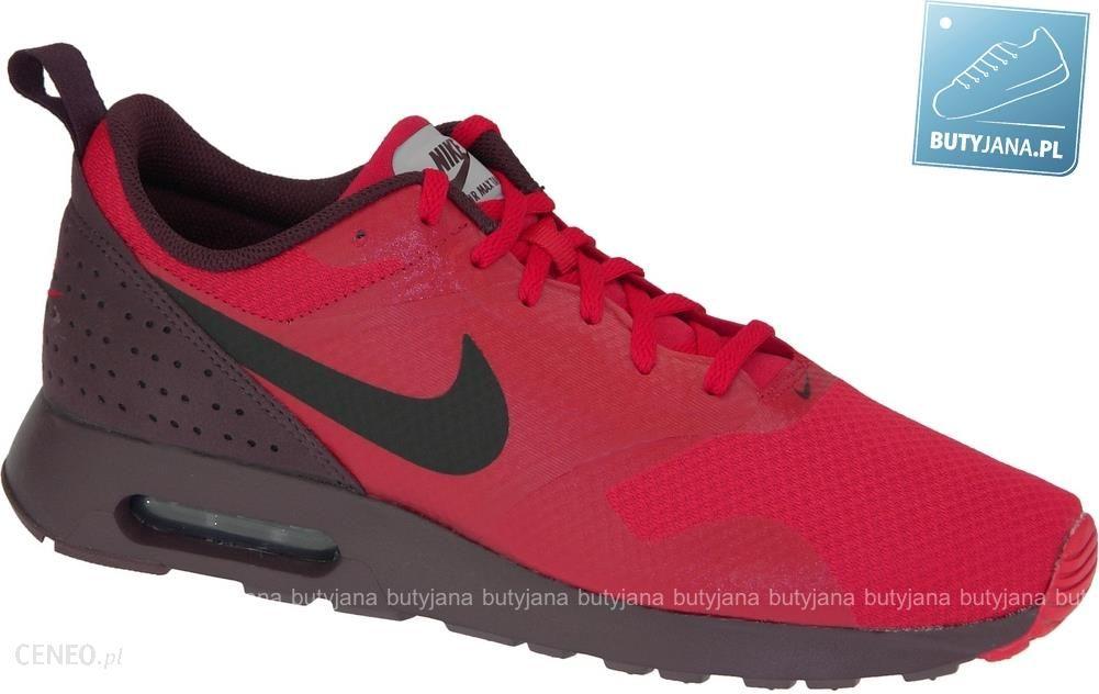nike air max tavas leather red