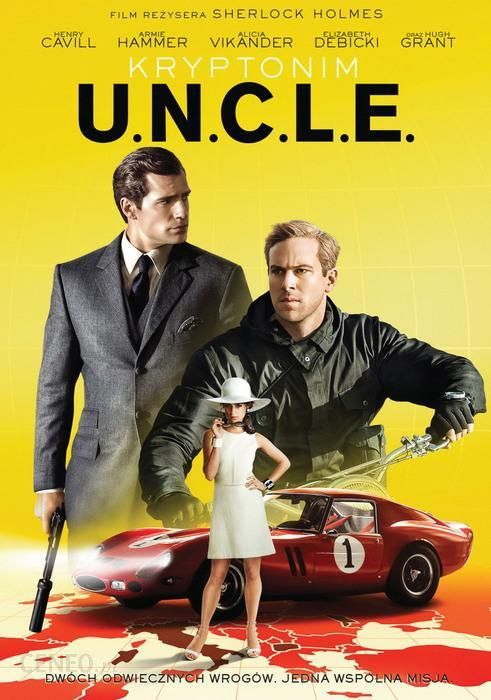 film dvd kryptonim u n c l e the man from u n c l e dvd ceny i opinie. Black Bedroom Furniture Sets. Home Design Ideas