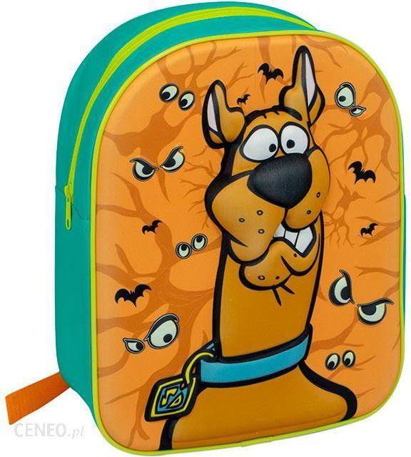 44ba1fc9eaecb Sambro Plecak wzór 3D Scooby Doo (SCD-S14-8114) - Ceny i opinie ...