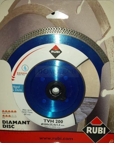 Rubi 31936 TVH200 Superpro Diamond Blade