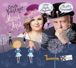 Ania i Mania, czyli historia pewnej tajemnicy (Audiobook)