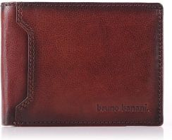 3f5cf1e520f94 Portfel męski skórzany Bruno Banani Derby Limited Edition