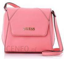 6679941340512 Guess Sissi mała torebka na ramię różowa - Ceny i opinie - Ceneo.pl