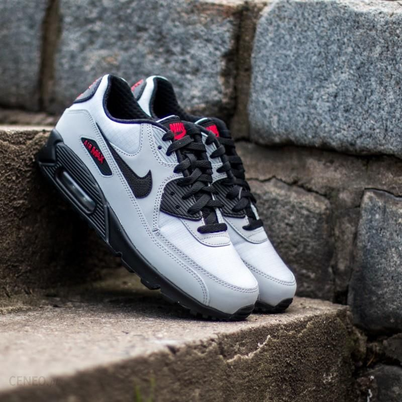 Nike Air Max 90 Essential BlackRed | Highsnobiety