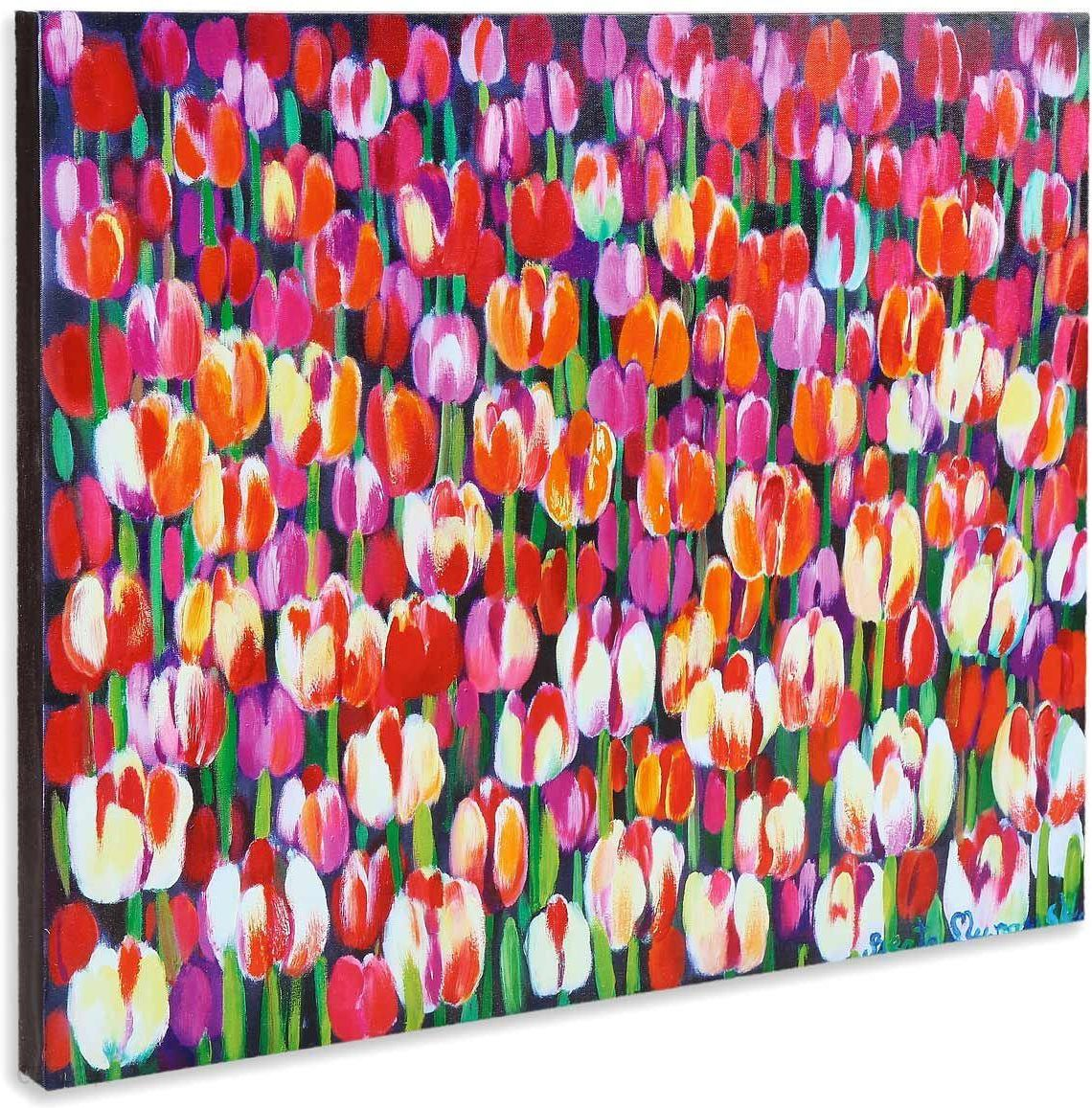 Murawska For Empik Canvas Różowe Tulipany Wyposażenie Salonu Szeroki Wybór Niskie Ceny Opinie I Atrakcyjne Ceny Na Ceneopl
