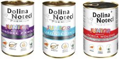 Dolina Noteci Premium Junior Mix Smaków 12X400G