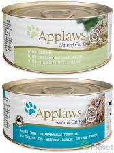 Applaws Kitten Mix Smaków 12X70G