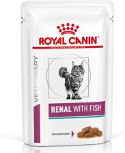 Royal Canin Veterinary Diet Renal Tuńczyk Feline Wet 12x85g