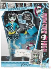 Mattel Monster High Frankie Stein X4636 BBJ77