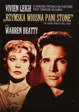 Rzymska Wiosna Pani Stone (The Roman Spring of Mrs.Stone) (1961) (DVD)