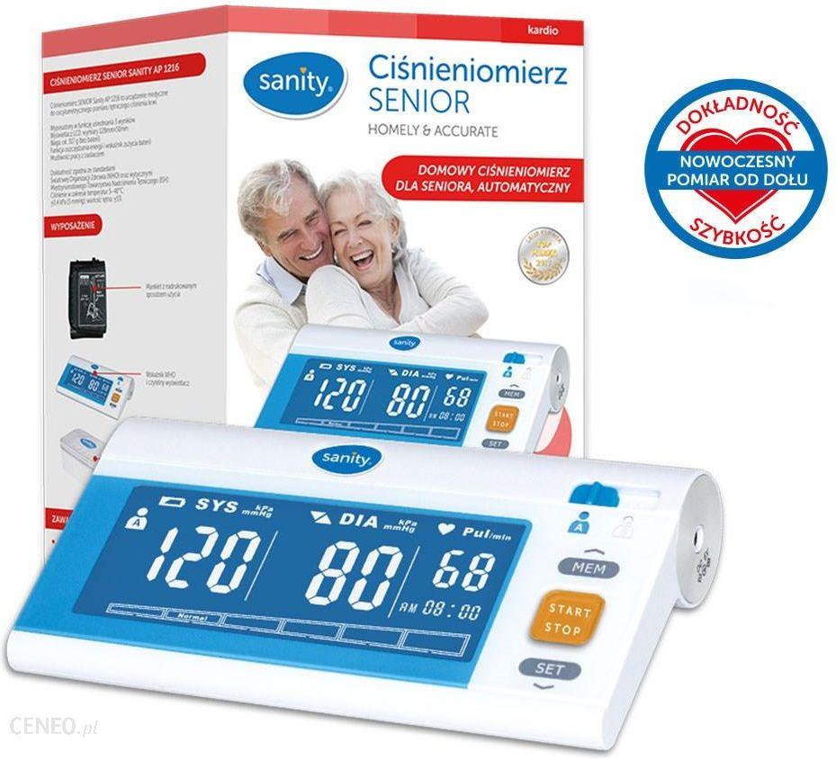 Sanity ciśnieniomierz Senior