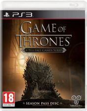 Game of Thrones: A Telltale Game Series (Gra PS3)