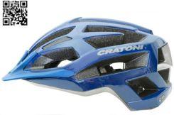 Kask rowerowy Cratoni C Flash turkusowy