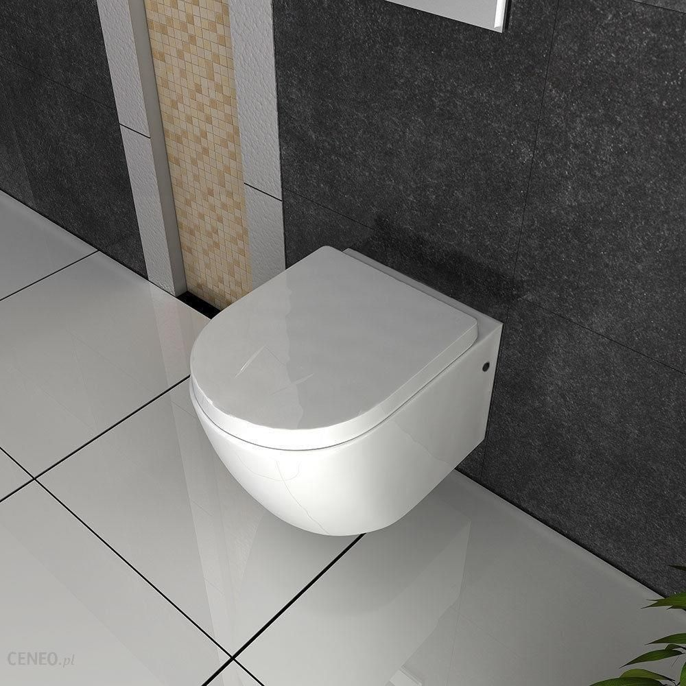 Mini Wc miska wc rea carlo mini opinie i ceny na ceneo pl