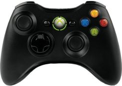 Microsoft Xbox 360 Wireless Controller Czarny (JR9-00010)