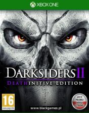 Darksiders II Deathinitive Edition (Gra Xbox One)