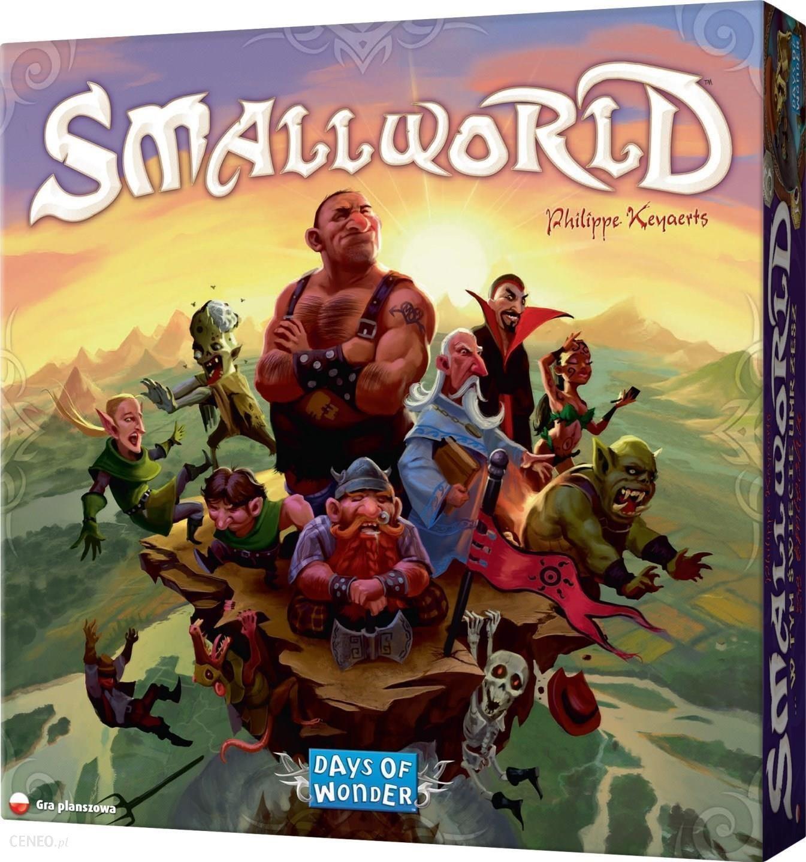 Gra planszowa Rebel Small World