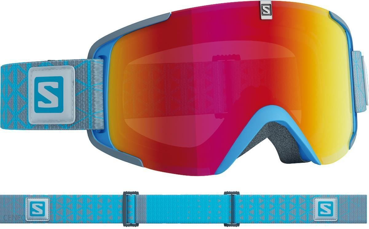 Gogle narciarskie dziecięce Kiwi Access Salomon (bluetonic