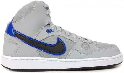 buty nike air force 1 high retro qs white/royal