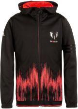 Adidas Performance MESSI Kurtka sportowa blacksolar red