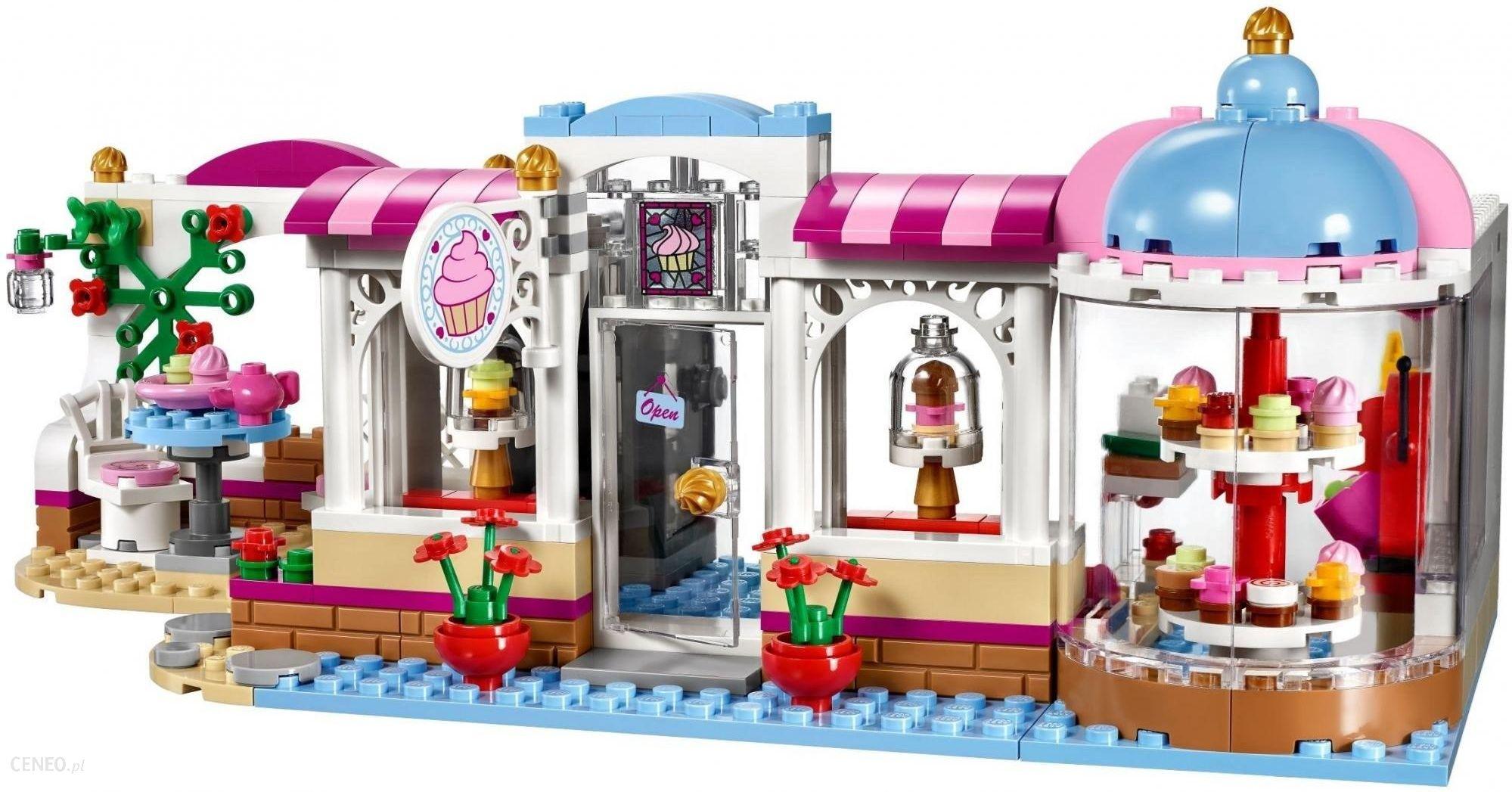 Klocki Lego Friends Cukiernia W Heartlake 41119 Ceny I Opinie