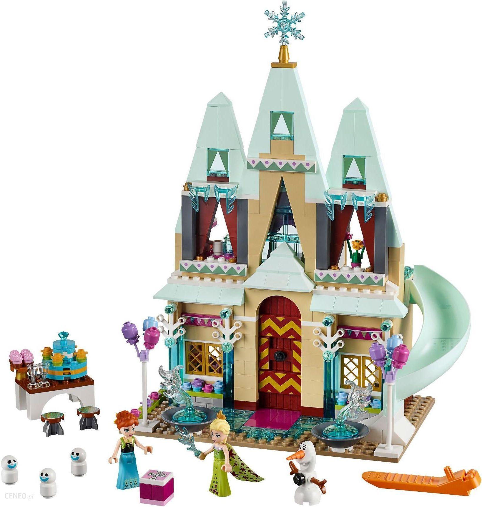 Klocki Lego Disney Princess Księżniczki Disneya Arendelle Castle