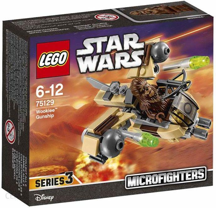 Klocki Lego Star Wars Wookiee Gunship 75129 Ceny I Opinie Ceneopl