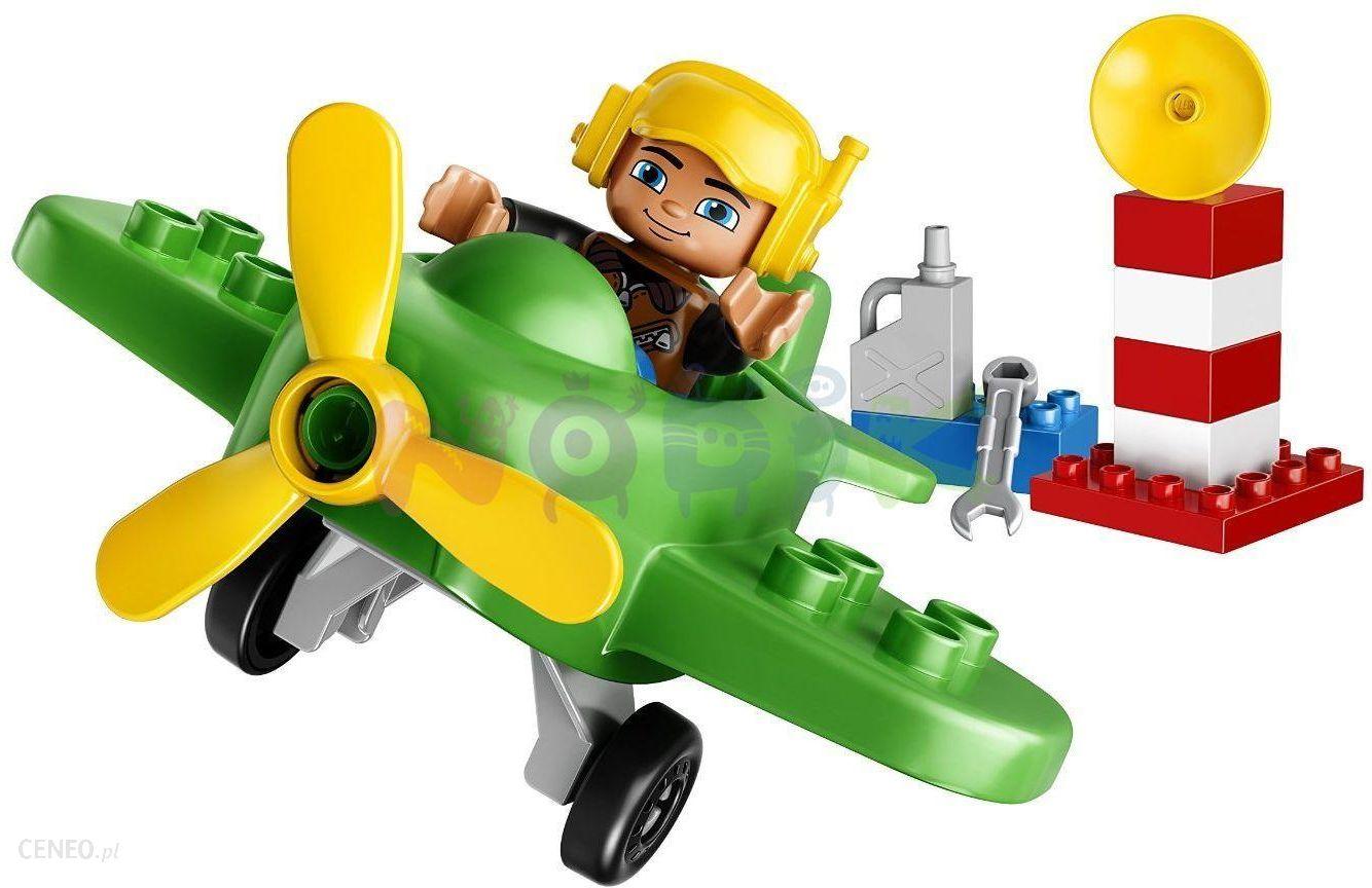 Klocki Lego Duplo Mały Samolot 10808 Ceny I Opinie Ceneopl