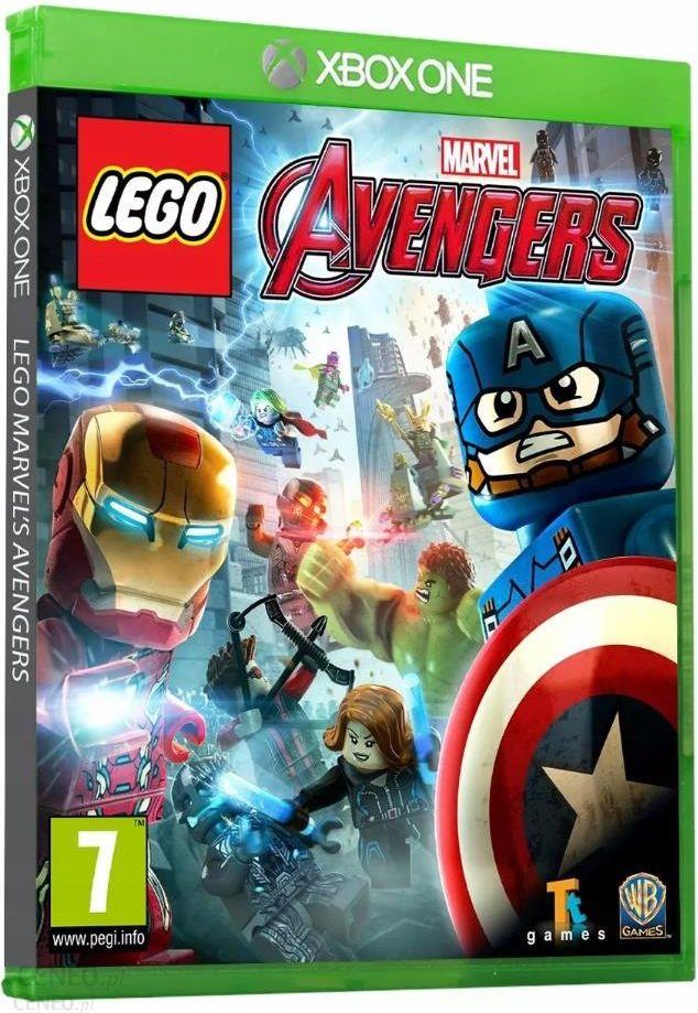 Gra Na Xbox One Lego Marvel Avengers Gra Xbox One Od 6799 Zł