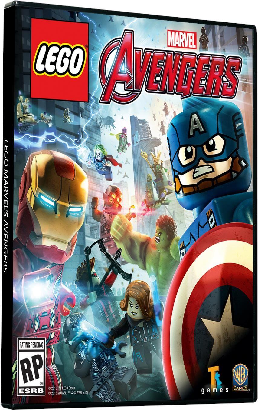 851b4c5fb Gra na PC LEGO Marvel Avengers (Gra PC) - zdjęcie 1