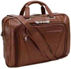 ed4b281bbe01b Torba biznesowa podróżna na laptopa Skóra Naturalna Irving Park 15