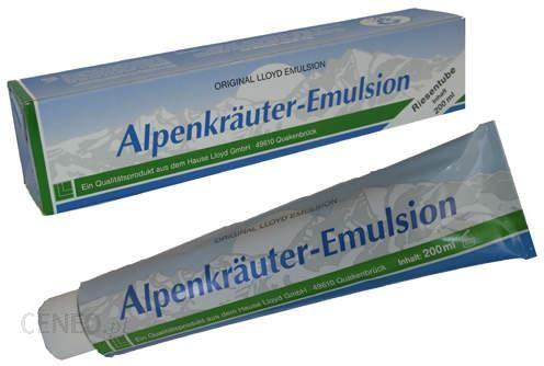 Lloyd Emulsion Alpenkrauter Emulsion Balsam Alpejski 200ml