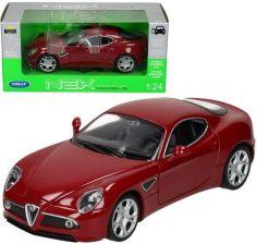 Welly Alfa 8c Competizione Czerwony 22490 Ceny I Opinie Ceneo Pl