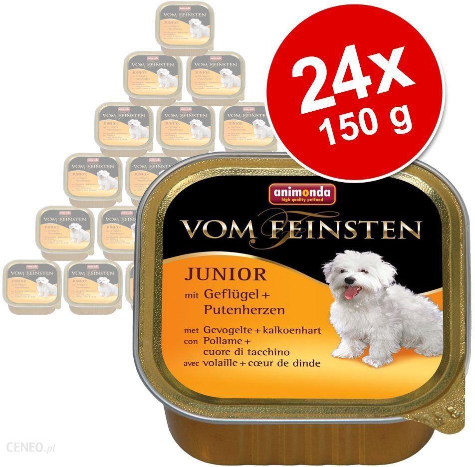 Animonda Vom Feinsten Junior Mix 24X150G