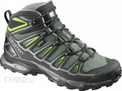 BUTY SALOMON X ULTRA MID 2 GTX BETTLE GREEN 371032