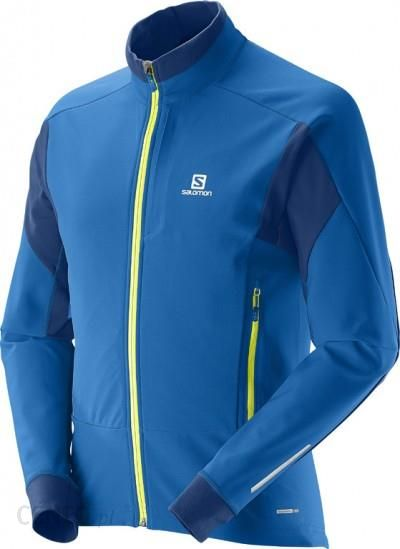 SOFTSHELL SALOMON RS PRO JKT M hawaiian surf