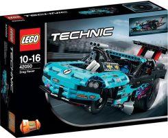 Klocki Lego Technic Dragster 42050 Ceny I Opinie Ceneopl