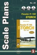 Scale Plans No. 28: Fieseler Fi 156 Storch