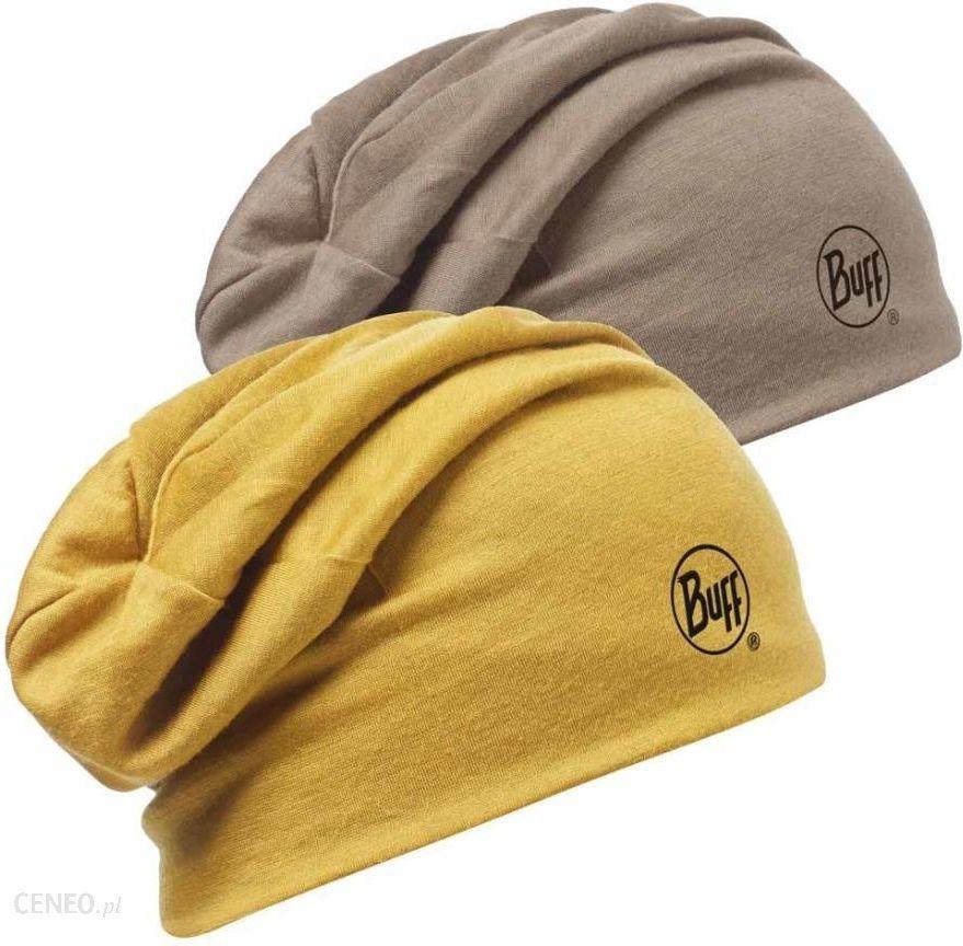 d0ea35e4 Czapka zimowa dwustronna Merino Wool 2 Layers Hat Solid Buff - zdjęcie 1