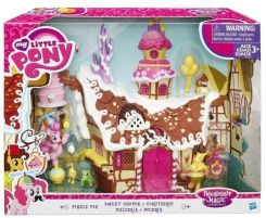 Hasbro My Little Pony Cukrowy Kącik Pinkie Pie B3594
