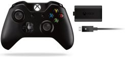 Microsoft Xbox One Wireless Controller 3,5mm jack + Play&Charge Kit (EX7-00002)
