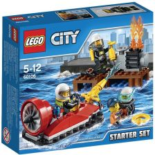 Klocki Lego City Pożar Starter Set 60106 Ceny I Opinie Ceneopl