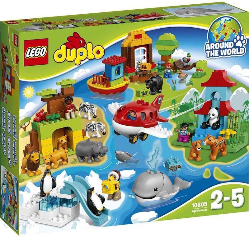 Klocki Lego Duplo Dookoła świata 10805 Ceny I Opinie Ceneopl