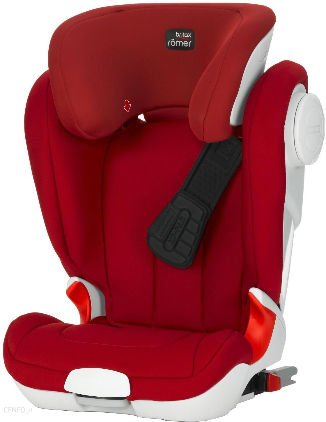 fotelik britax romer kidfix xp sict flame red 15 36kg. Black Bedroom Furniture Sets. Home Design Ideas