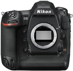 """""""Nikon D5"""" korpusas juodas"""