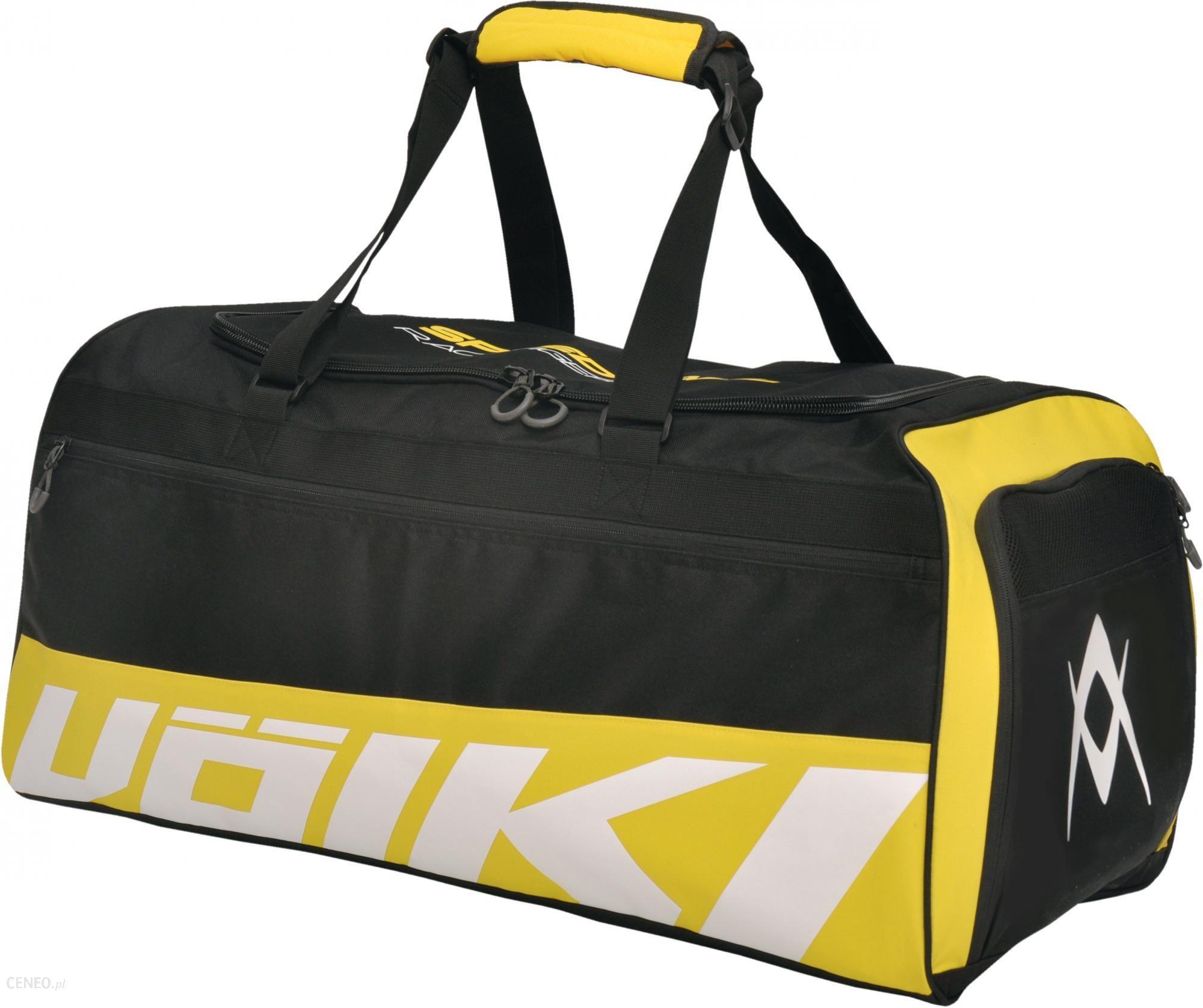 fb7912883b44e Volkl torba sportowa Race Sportbag Black Yellow