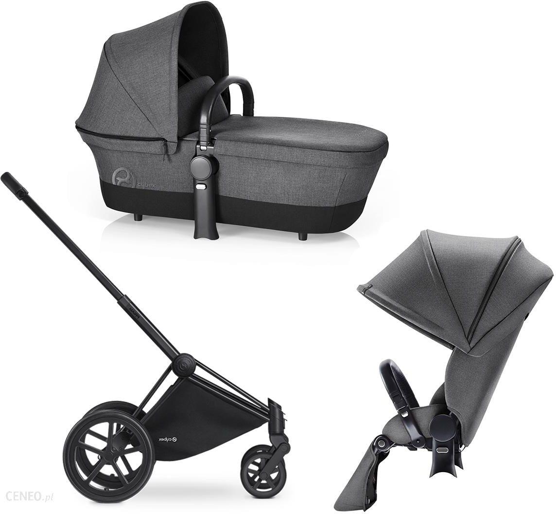 w zek cybex priam light seat manhattan grey g boko. Black Bedroom Furniture Sets. Home Design Ideas